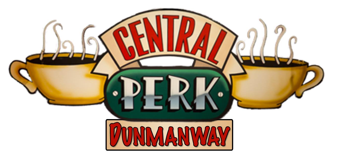 Central Perk Logo